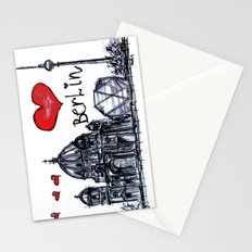 I love Berlin Stationery Cards
