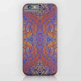 Mehndi Ethnic Style G350 iPhone Case