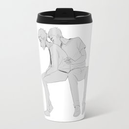 Destiel12 Travel Mug