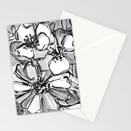 53/365 Black and White Stationery Cards