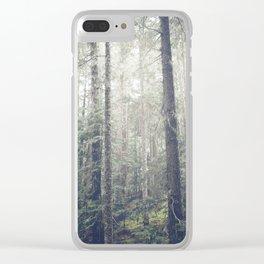 Silva II Clear iPhone Case