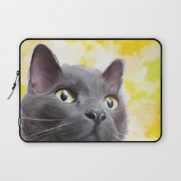 Cole the Cat Laptop Sleeve