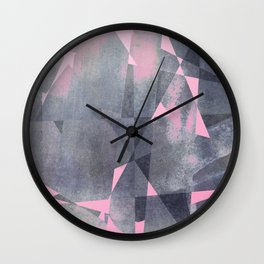 pink to you Wall Clock