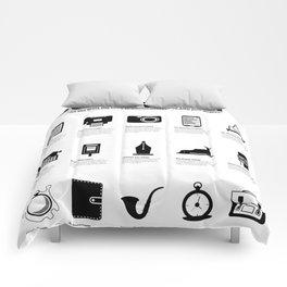 Writer's Survival Kit Comforters
