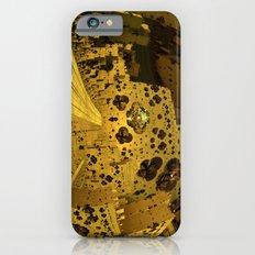 City of Golden Dust iPhone 6s Slim Case