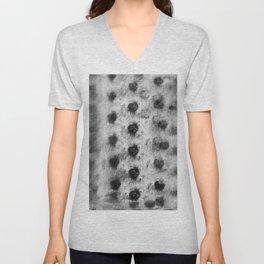 Dots Unisex V-Neck