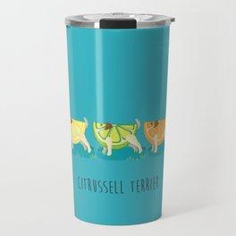 Citrussell Terrier Travel Mug