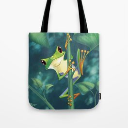 I love Being Green! Tote Bag