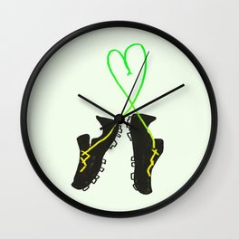 Portland Timbers: No Pity in the Rose City Wall Clock