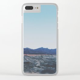 blrrd heights Clear iPhone Case