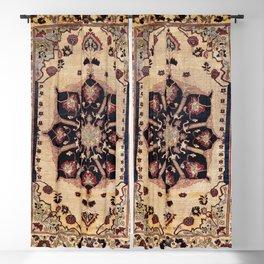 Silk Tabriz Azerbaijan Northwest Persian Rug Print Blackout Curtain