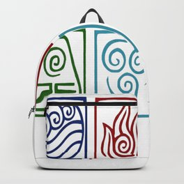 The 4 elements Backpack