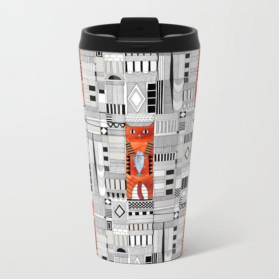 MOG Metal Travel Mug