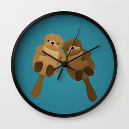 I Wanna Hold Your Hand Wall Clock
