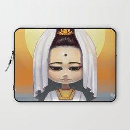 Kwan Yin  Laptop Sleeve