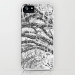 Arching Limbs iPhone Case