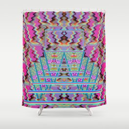 Astral Planes and What Not Shower Curtain