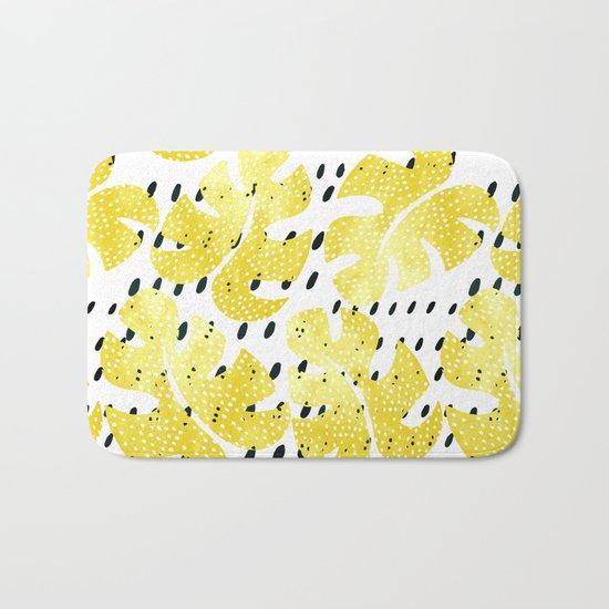 Deliciosa lemonade Bath Mat