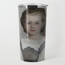 Mademoiselle Romaine Lascaux Travel Mug