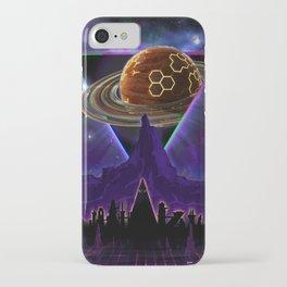 Summon the Future iPhone Case