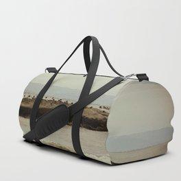 Resting seagulls Duffle Bag