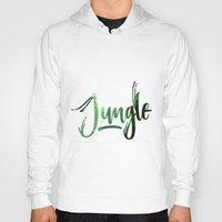 jungle Hoodies featuring Jungle by Insait disseny