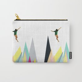 Mountain Jump Carry-All Pouch