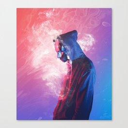 Roken Canvas Print