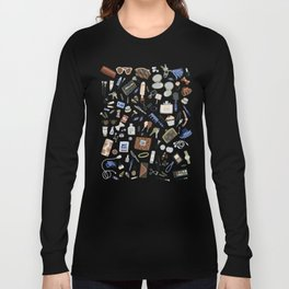 Girly Objects Long Sleeve T-shirt