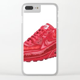 Air To The Max Clear iPhone Case