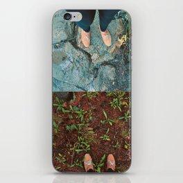Destressed iPhone Skin