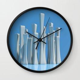 The team Wall Clock