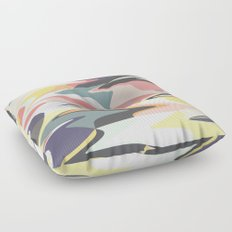 Deco Marble Floor Pillow