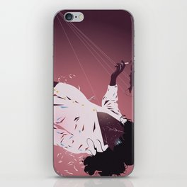 The Dream of Angels Dreaming of Men iPhone Skin