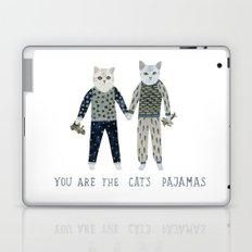 You are the Cat's Pajamas Laptop & iPad Skin