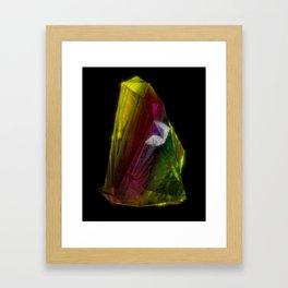 C L E A V E Framed Art Print