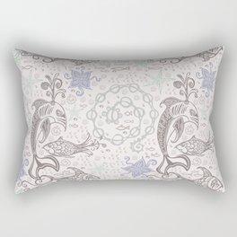 Ocean Motion 2 Rectangular Pillow