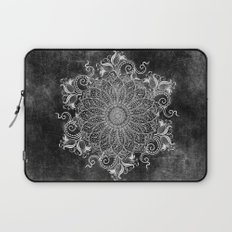 Mandala - Coal Laptop Sleeve