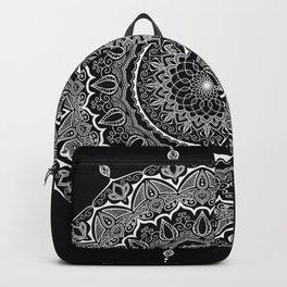 Mandala Black&White Backpack