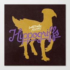 Hippogriffs Canvas Print