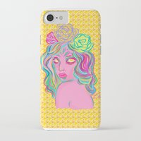 avatar iPhone & iPod Cases featuring Avatar by Hannah  Aryee