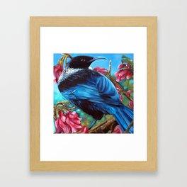 'Tui' Framed Art Print