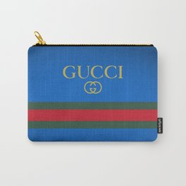 Guci blue Carry-All Pouch