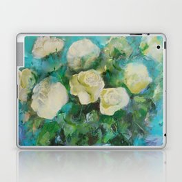 Tea Roses  Laptop & iPad Skin
