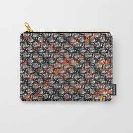 Rusting Chaos Wire Mesh Carry-All Pouch