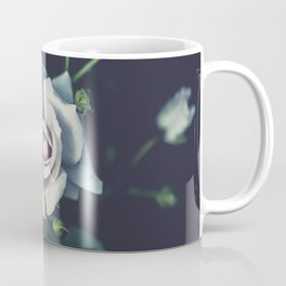 FLOWER - ROSE - WHITE Coffee Mug