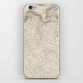 Yosemite National Park iPhone Skin