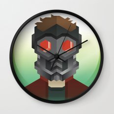 Guardians of the Galaxy - Star-Lord Wall Clock
