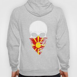 Macedonia Skull Tshirt - Macedonia Hoody