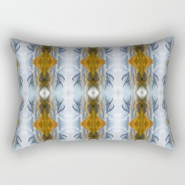 Mountains & Antlers Rectangular Pillow